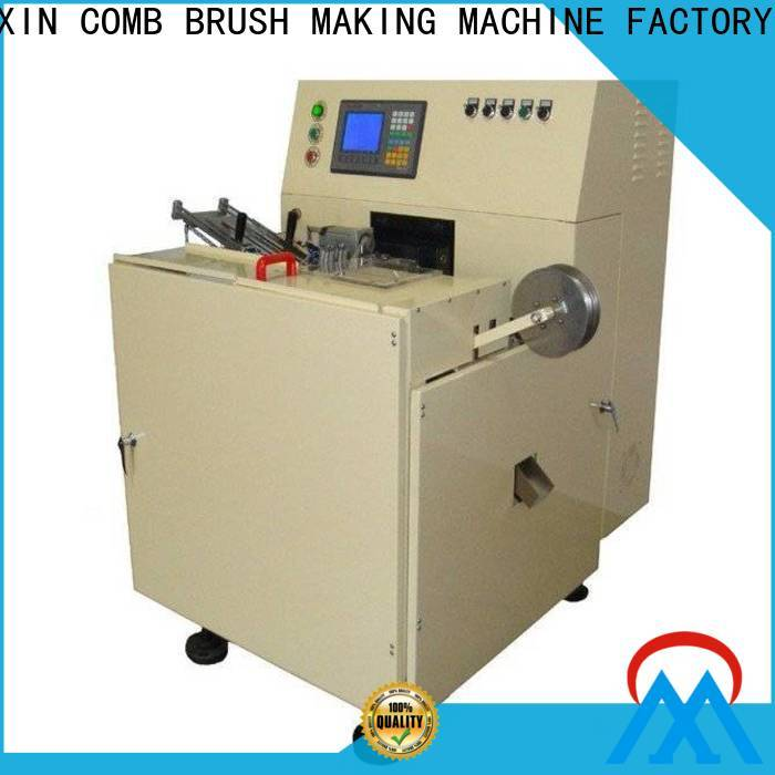 MEIXIN quality brush tufting machine with good price for clothes brushes