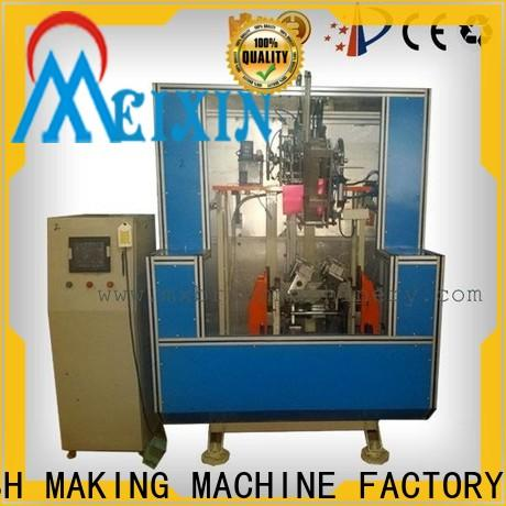 MEIXIN 220V Brush Making Machine series for toilet brush