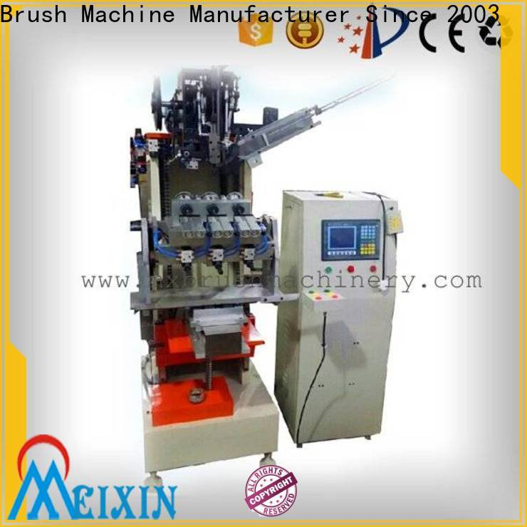 approved Brush Making Machine customized for household brush