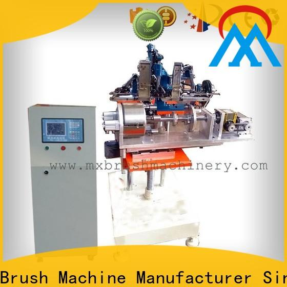 1 tufting heads toothbrush making machine directly sale for industrial brush