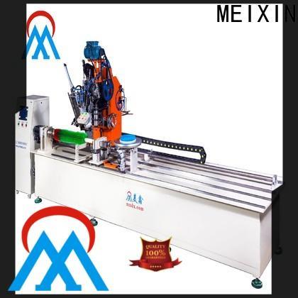 MEIXIN top quality brush making machine design for PET brush