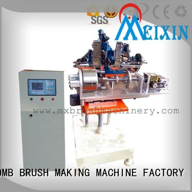 certificated toothbrush making machine series for industrial brush