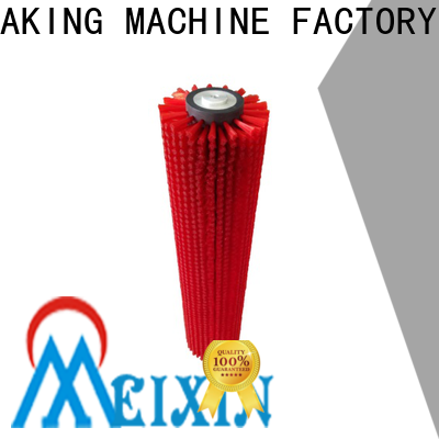 MEIXIN stapled brush roll supplier for car