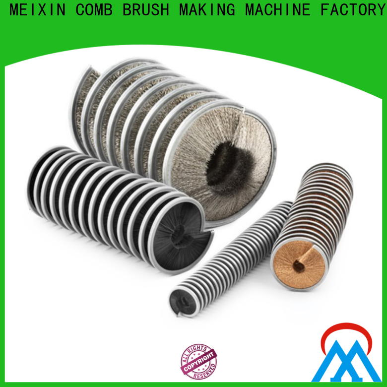 MEIXIN brass brush factory for metal