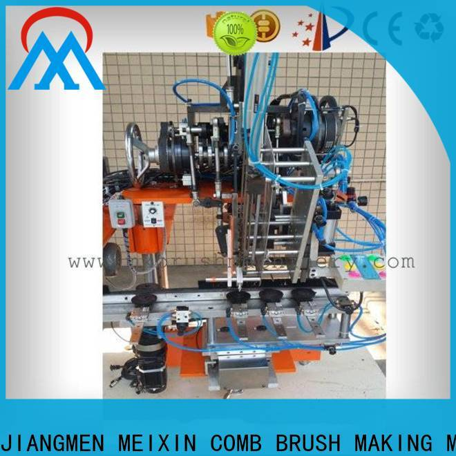 professional broom tufting machine directly sale for PP brush