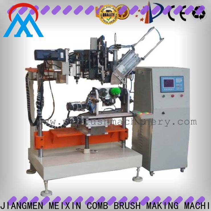 MEIXIN adjustable speed broom manufacturing machine wholesale for toilet brush