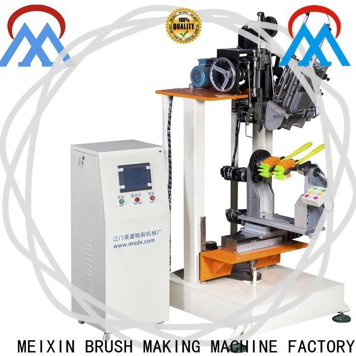 MEIXIN Brush Making Machine design for broom