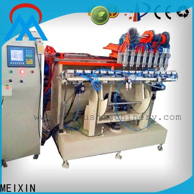 MEIXIN approved broom making equipment manufacturer for broom