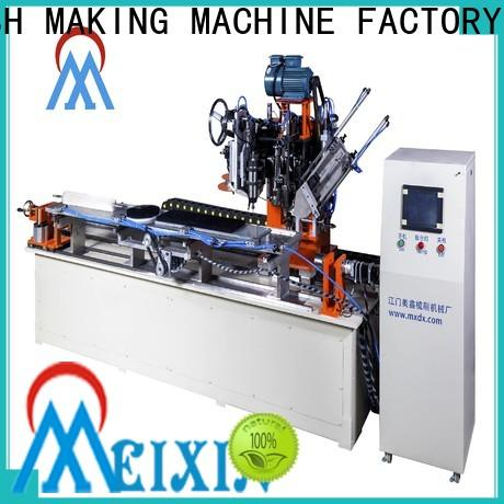 MEIXIN independent motion disc brush machine factory for bristle brush