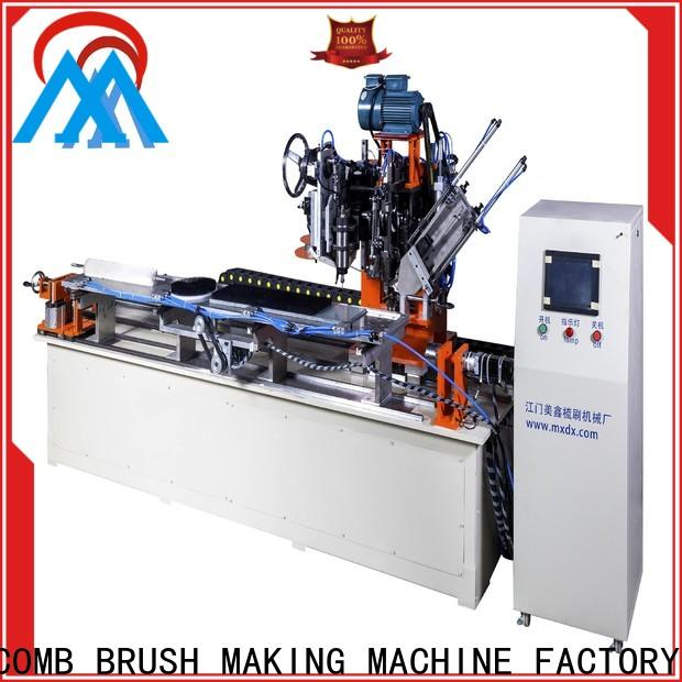 independent motion disc brush machine with good price for PP brush