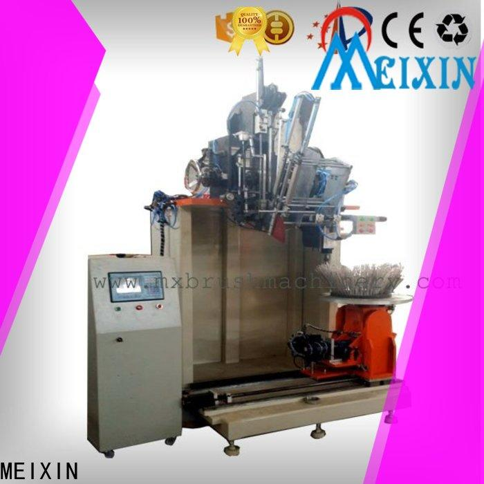 independent motion industrial brush machine inquire now for PP brush