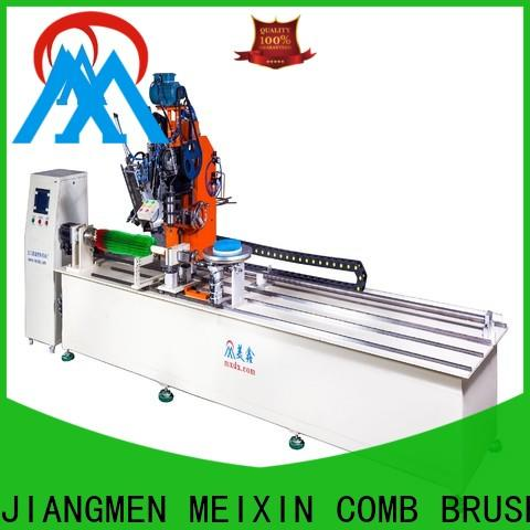 MEIXIN top quality brush making machine inquire now for PP brush