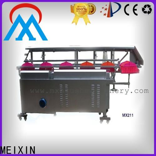 MEIXIN automatic automatic trimming machine manufacturer for PET brush