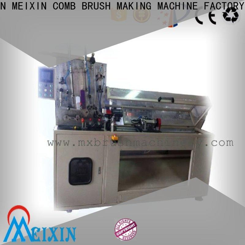MEIXIN durable Automatic Broom Trimming Machine directly sale for PP brush