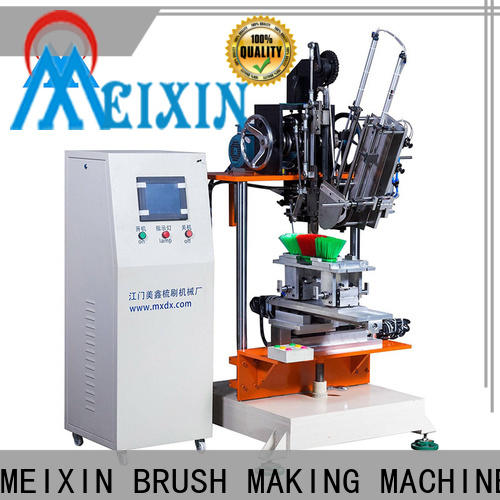 MEIXIN delta inverter Brush Making Machine factory price for industry