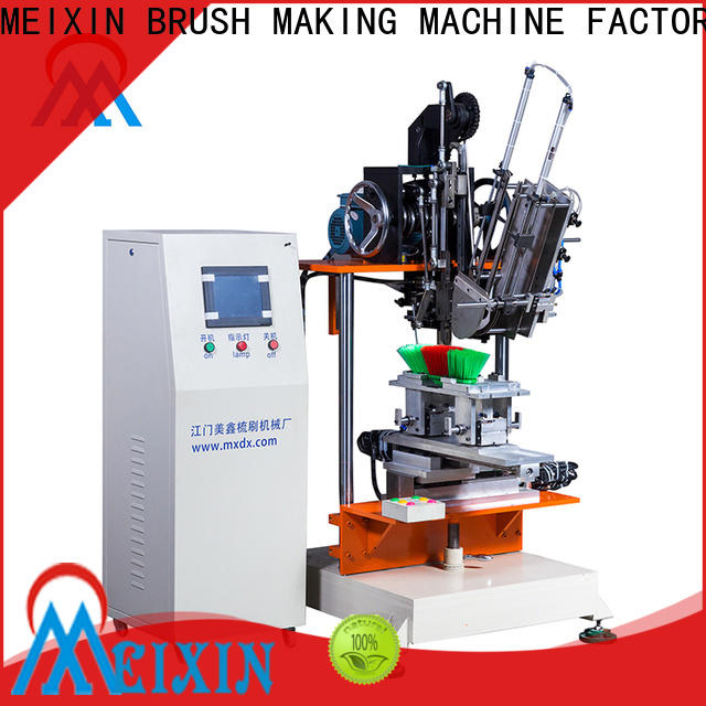 independent motion plastic broom making machine personalized for industrial brush
