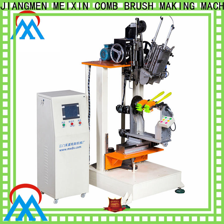 MEIXIN high productivity Drilling And Tufting Machine supplier for tooth brush