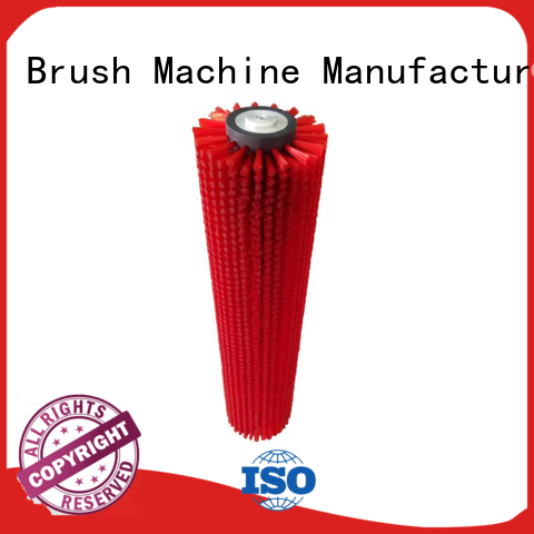 popular nylon spiral brush factory price for cleaning
