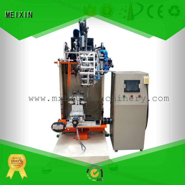 double head plastic broom making machine supplier for industry