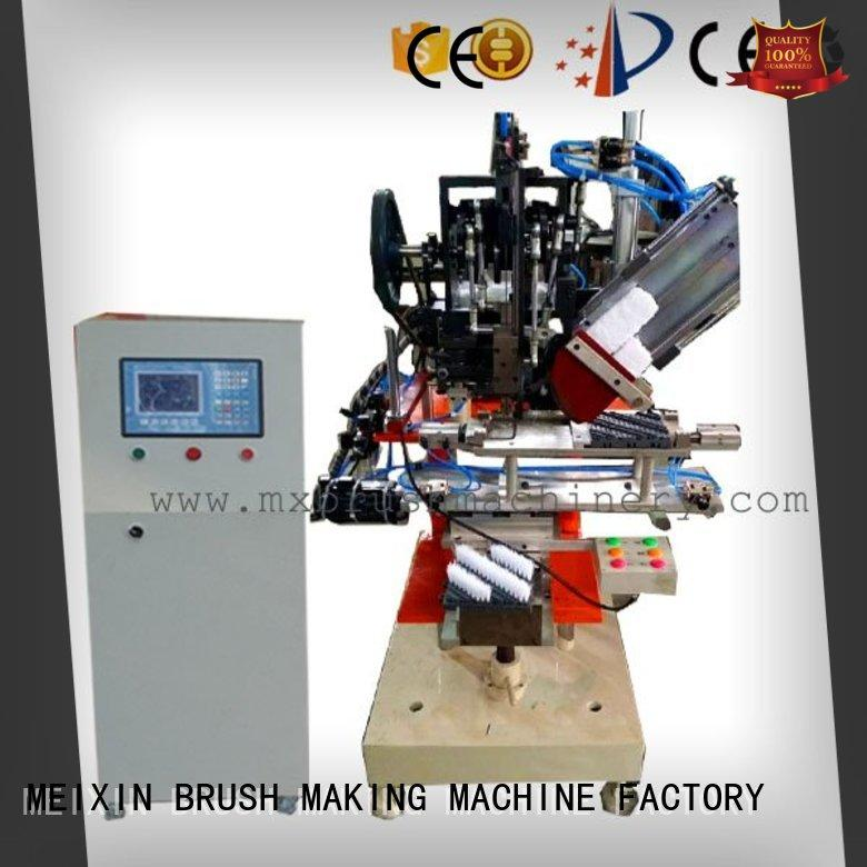 MEIXIN flat plastic broom making machine supplier for industry