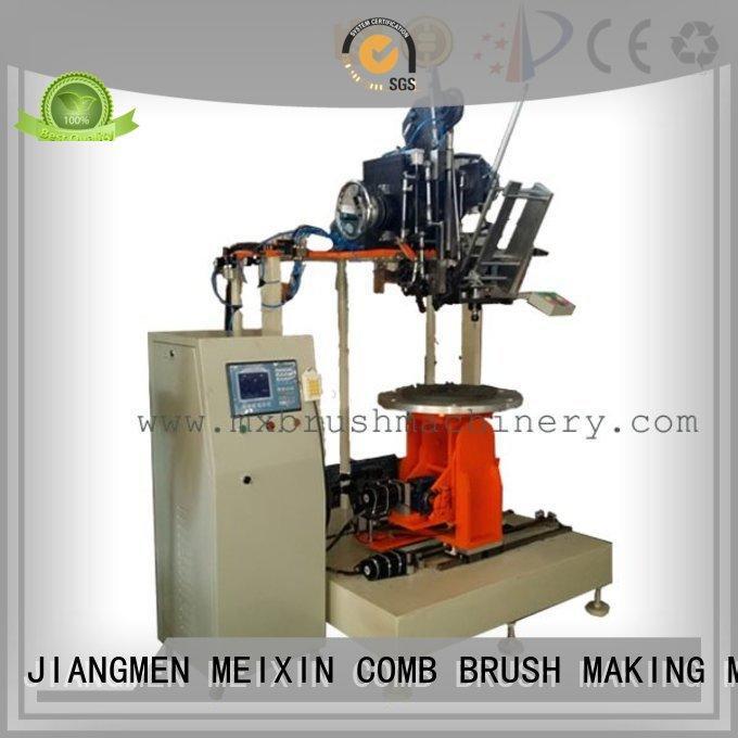 high productivity brush making machine with good price for PP brush