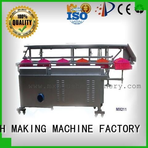 MEIXIN trimming machine manufacturer for bristle brush