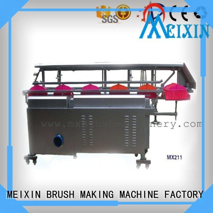 MEIXIN durable trimming machine series for PP brush
