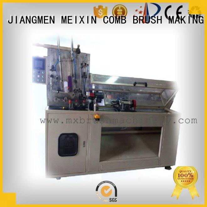 MEIXIN practical trimming machine from China for PP brush