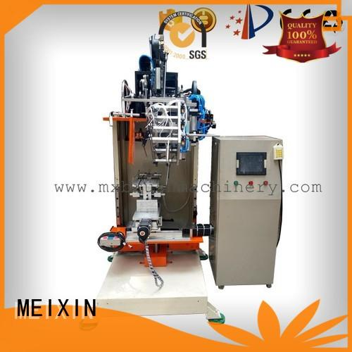 durable plastic broom making machine manufacturer for industrial brush
