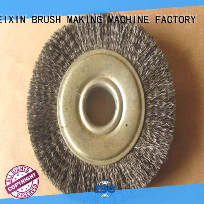 MEIXIN nylon wire brush factory price for household
