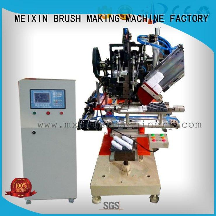flat Brush Making Machine positioning for broom MEIXIN