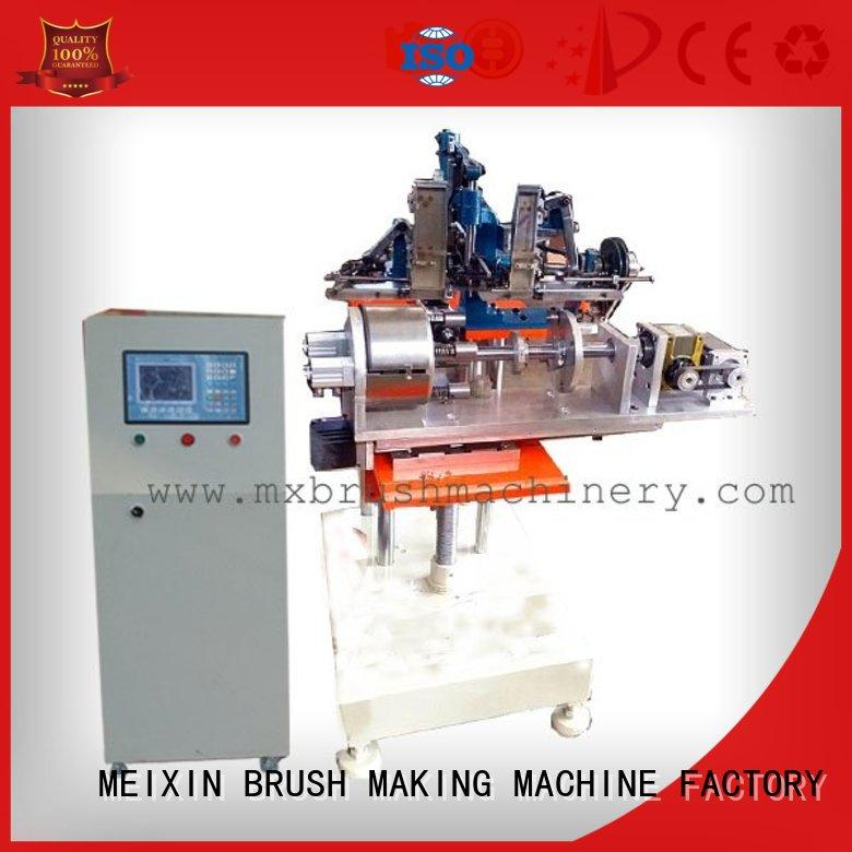 MEIXIN toothbrush making machine from China for hair brushes
