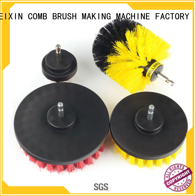 MEIXIN stapled plastic brush for cleaning factory price for household