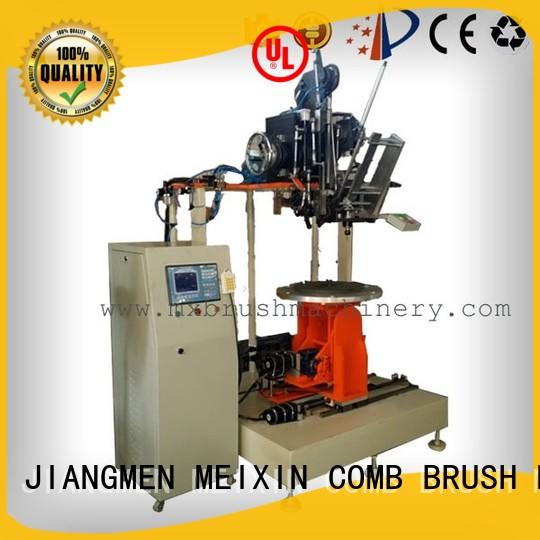 drilling brush making machine tufting for PET brush MEIXIN