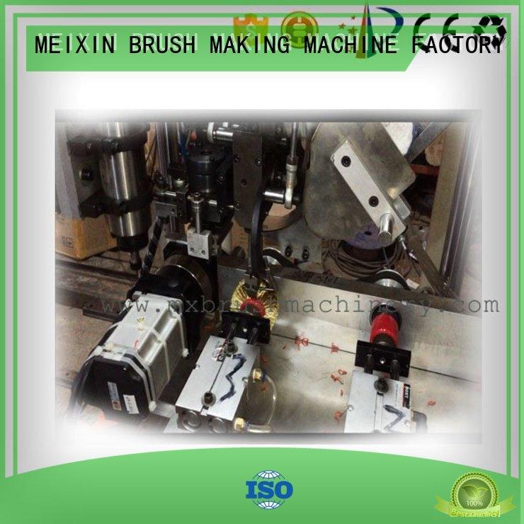 Hot making Brush Drilling And Tufting Machine best machine MEIXIN Brand