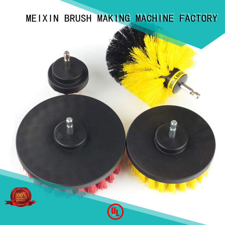 MEIXIN popular spiral brush supplier for cleaning