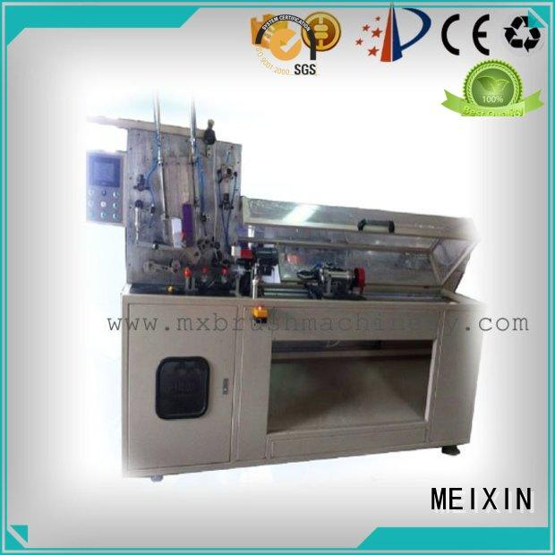 MEIXIN trimming machine from China for PP brush