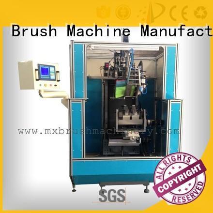 MX184 4 Axis 1 Head Broom Brush Tufting Machine