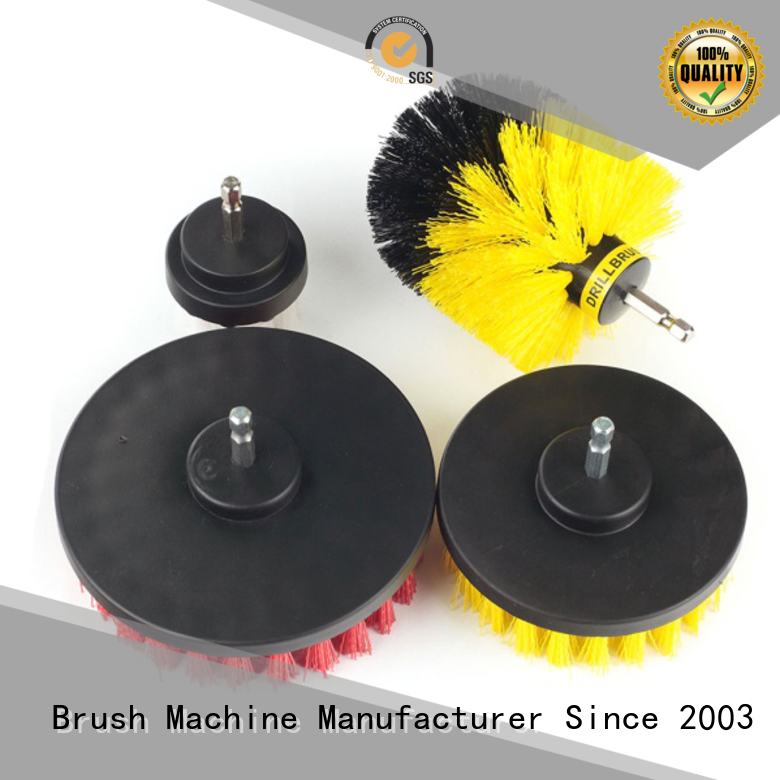 top quality nylon bristle brush wholesale for industrial