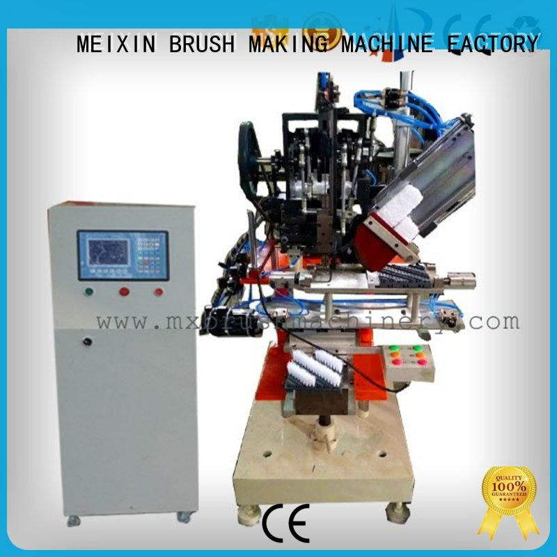 MEIXIN delta inverter plastic broom making machine wholesale for household brush