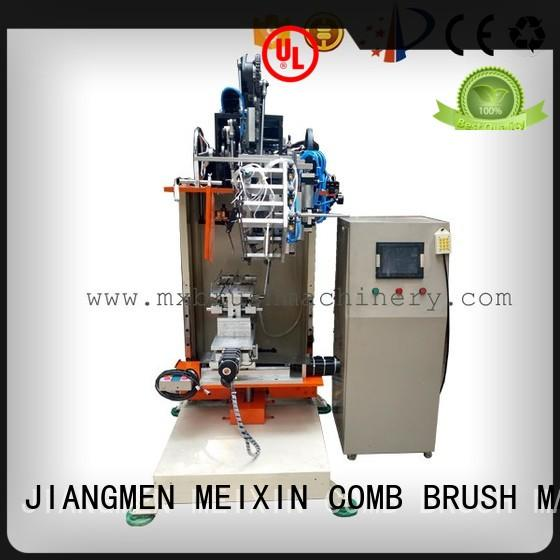 MEIXIN plastic broom making machine supplier for broom