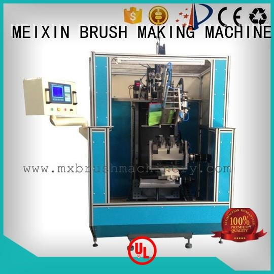 MEIXIN high productivity Brush Making Machine inquire now for clothes brushes