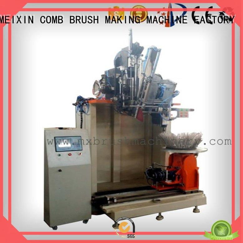 MEIXIN cost-effective brush making machine inquire now for PET brush