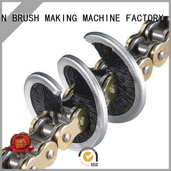 nylon brush for drill supplier for cleaning MEIXIN