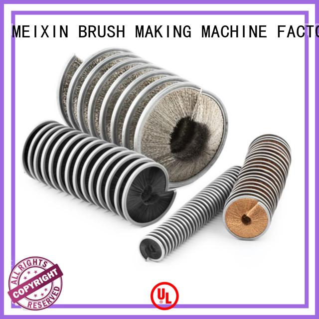 MEIXIN deburring brush design for commercial