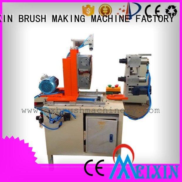 MEIXIN durable trimming machine series for bristle brush