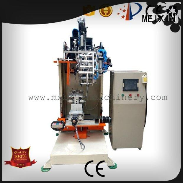 MEIXIN delta inverter plastic broom making machine wholesale for clothes brushes