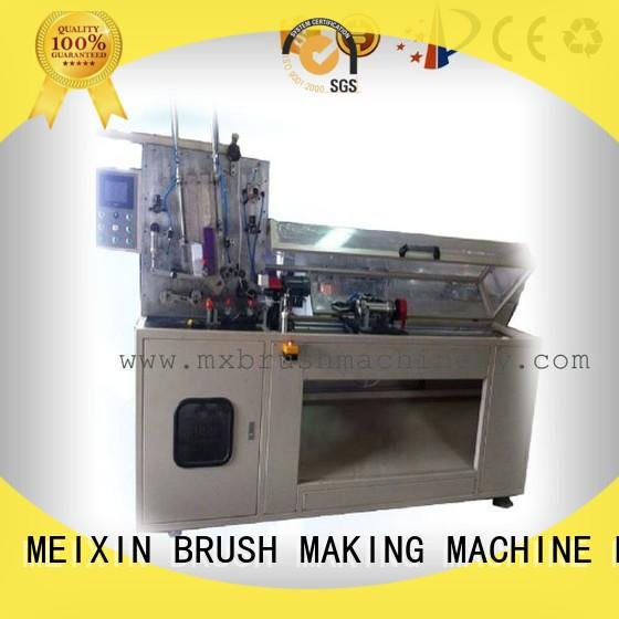 automatic trimming machine from China for PP brush