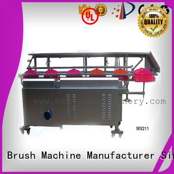 reliable trimming machine customized for PET brush