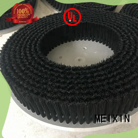 MEIXIN popular nylon tube brushes personalized for commercial